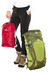 Gregory Zulu 35 Backpack M moss green